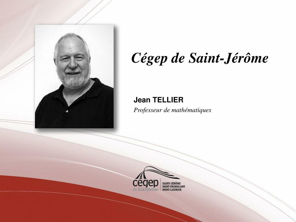 Cégep de Saint-Jér