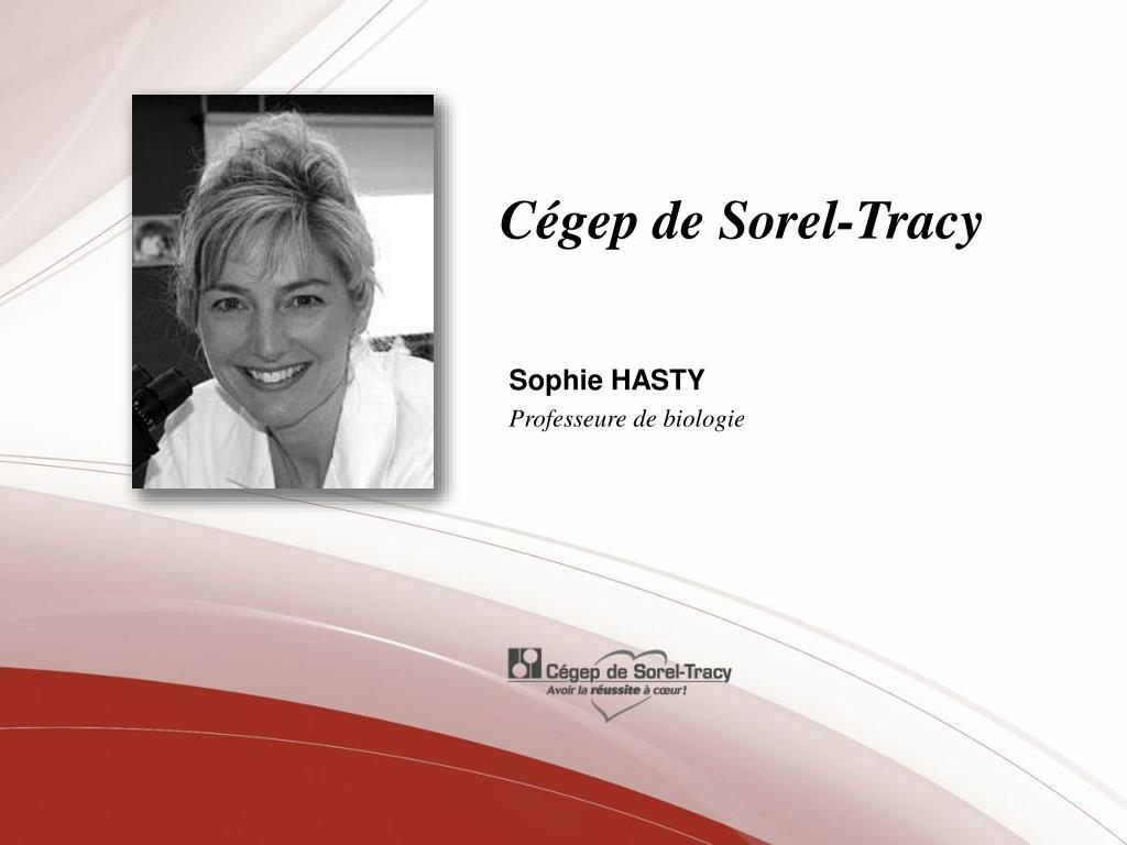 Cégep de Sorel-Tracy