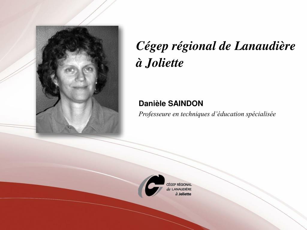 Cégep régional de Lanaudière