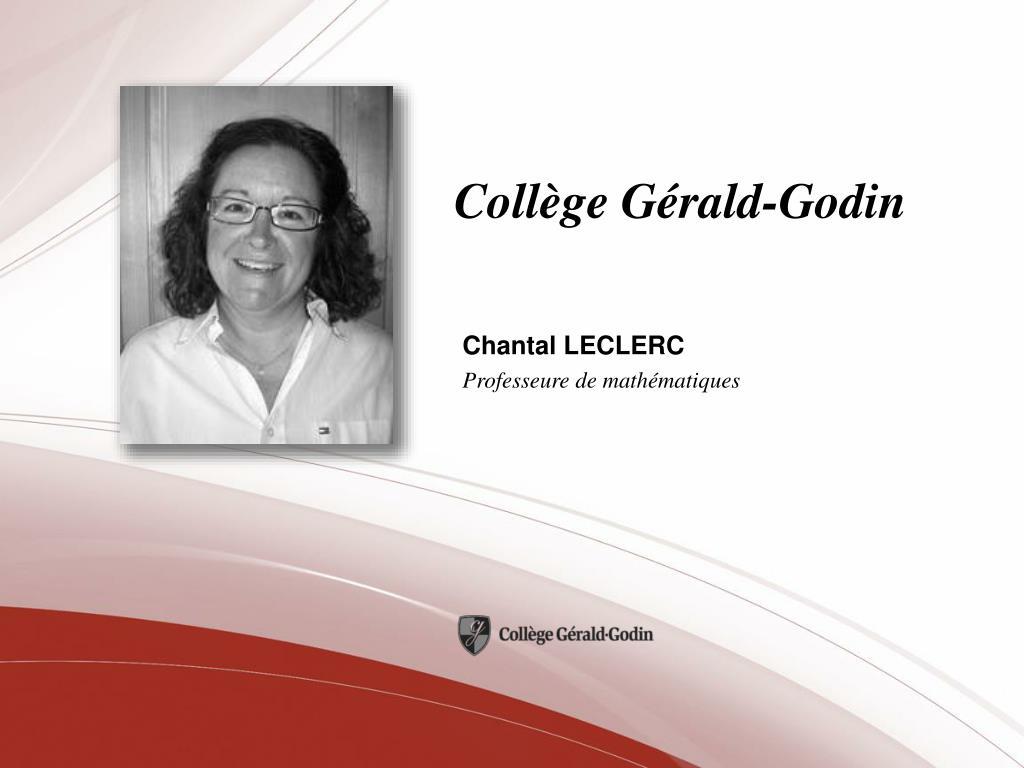 Collège Gérald-Godin