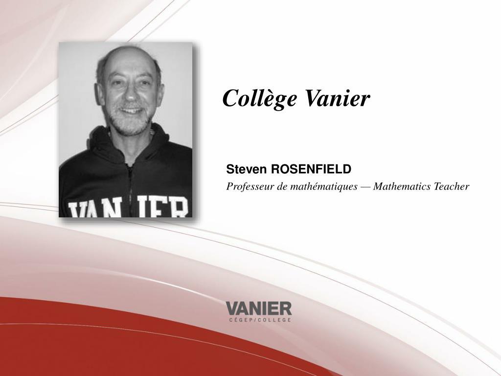 Collège Vanier