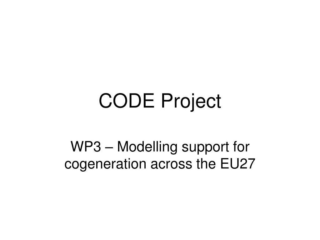code project l.