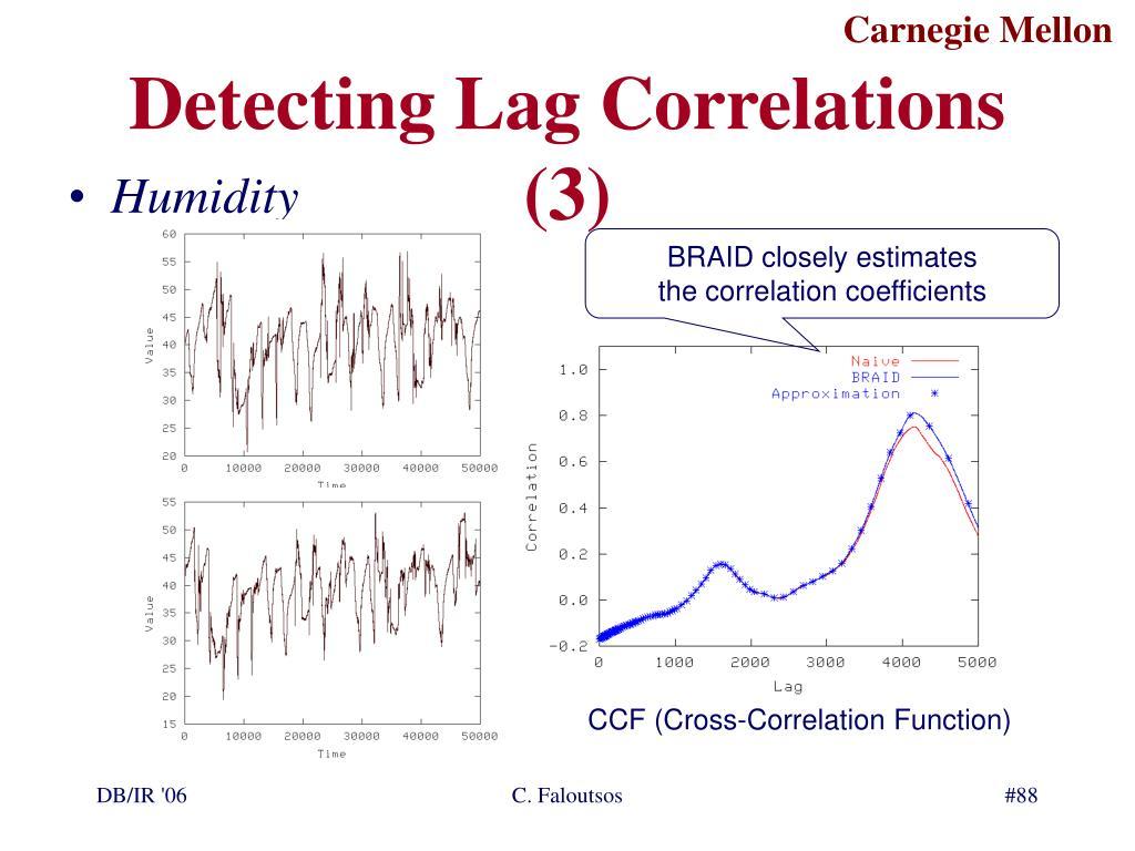 Detecting Lag Correlations (3)