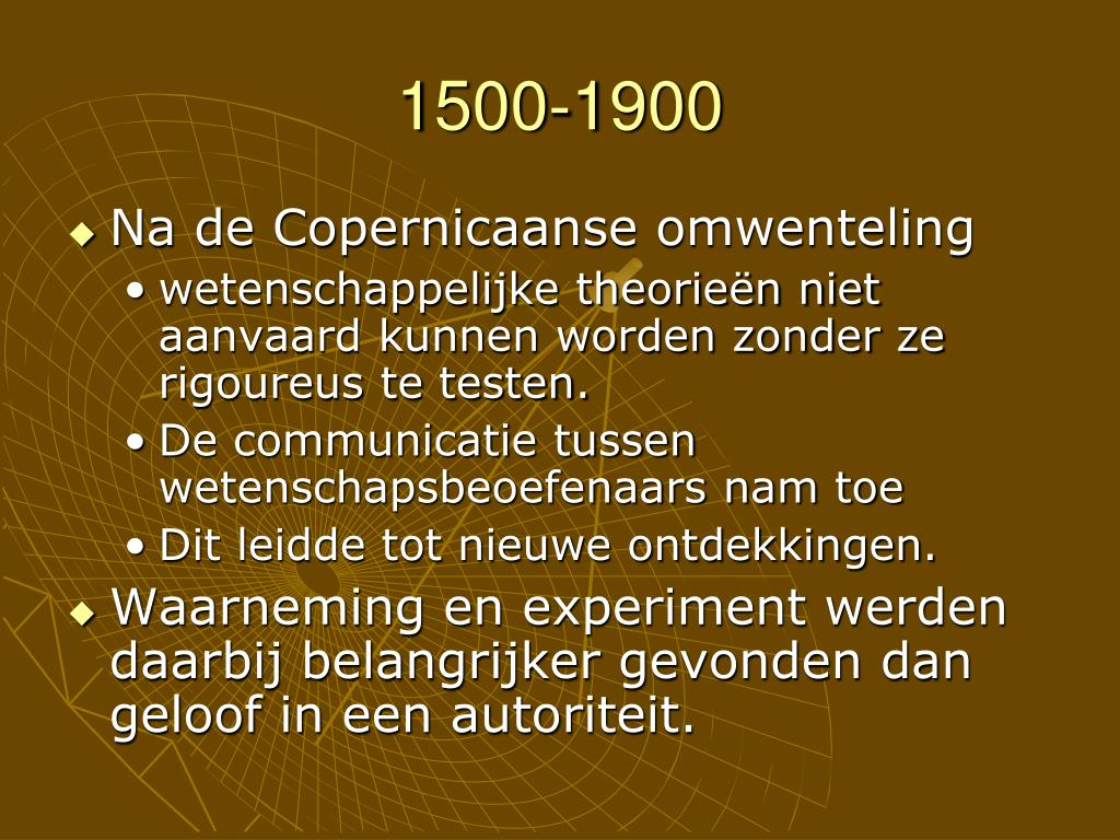 1500-1900