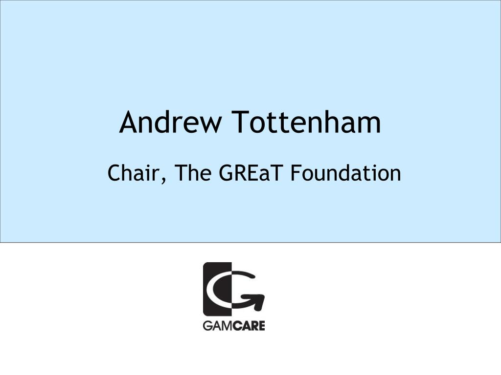Andrew Tottenham