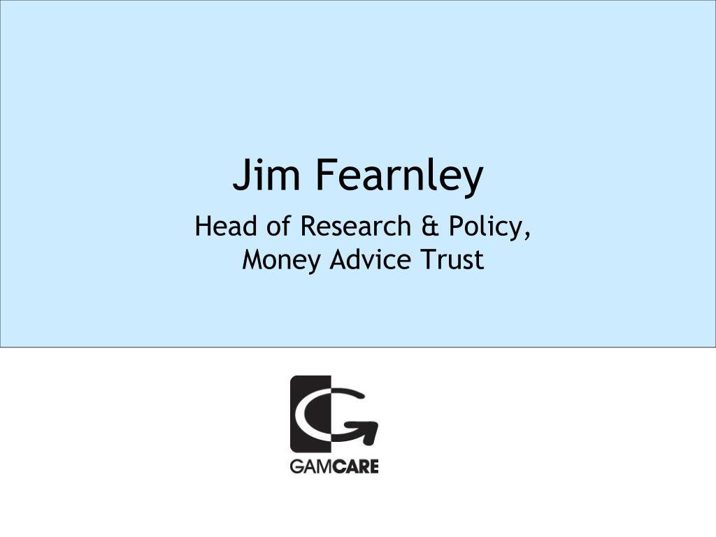 Jim Fearnley