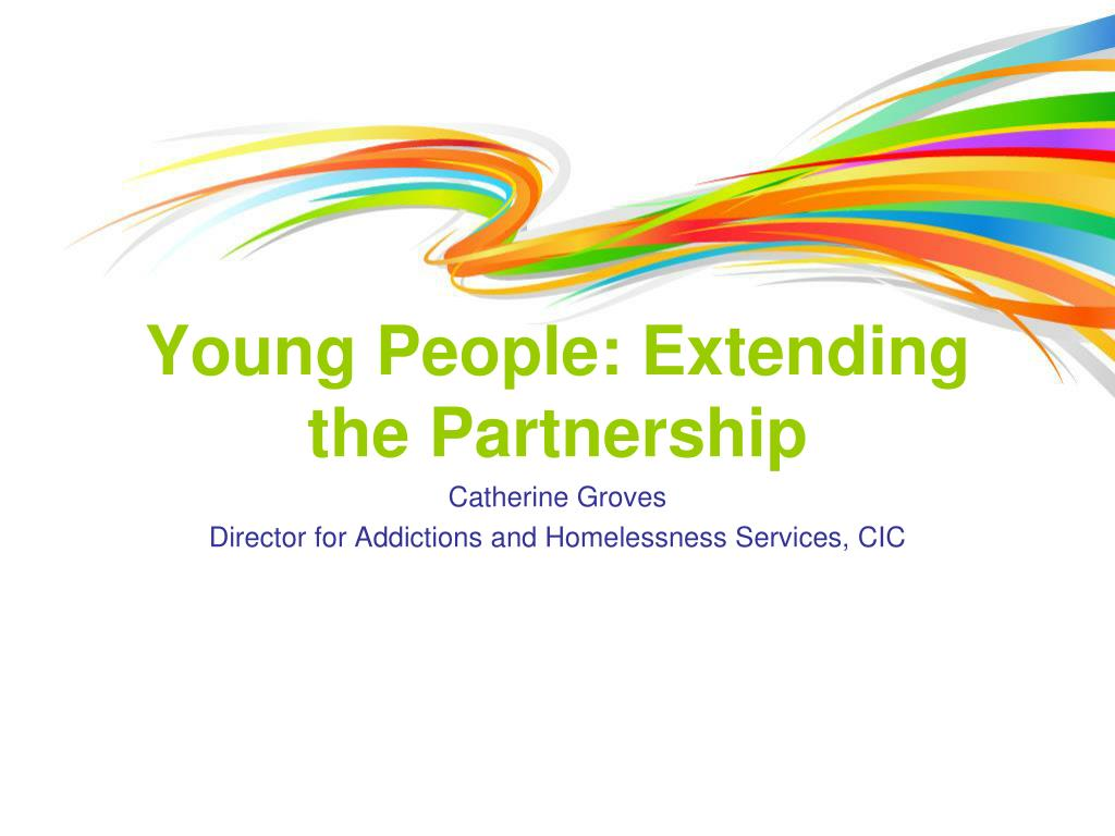 Young People: Extending the Partnership