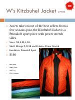 w s kitzbuhel jacket 7700