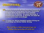 objectives12