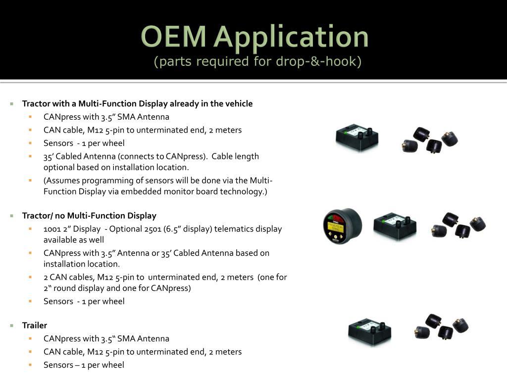 OEM Application