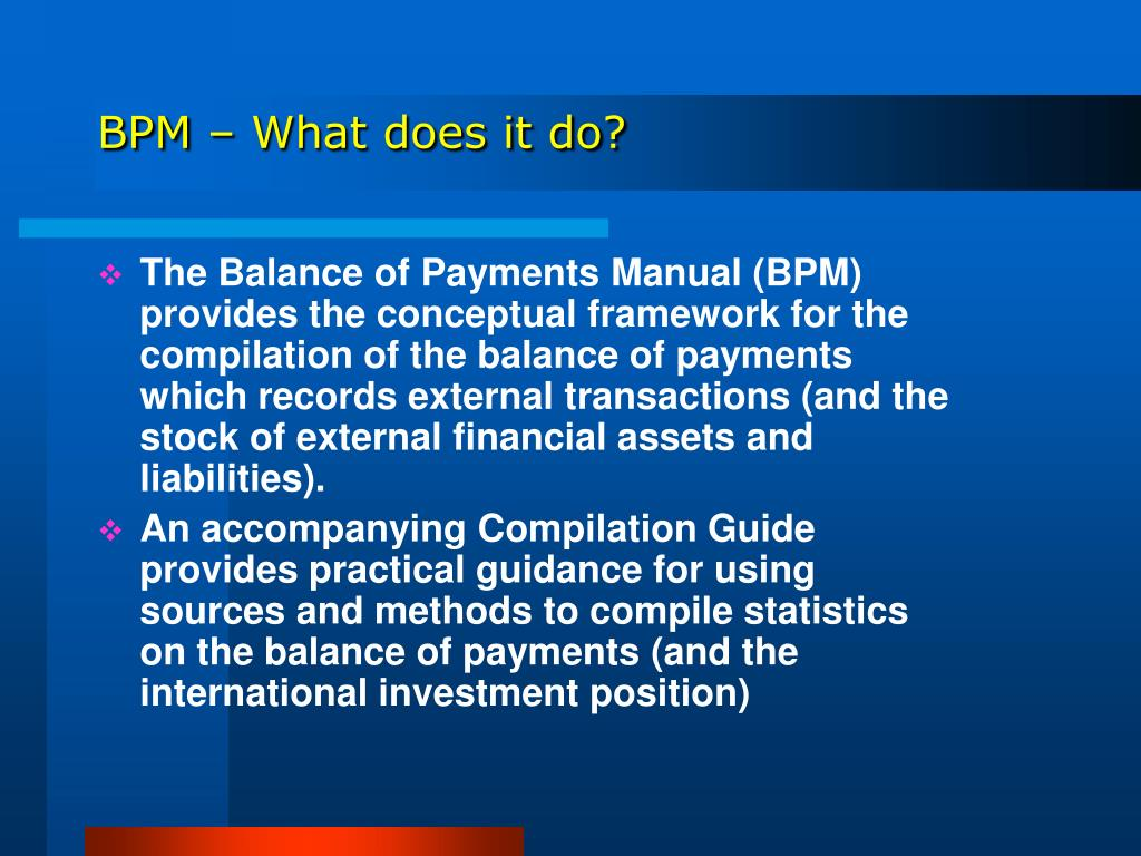 BPM – What does it do?