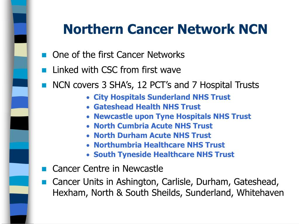 Northern Cancer Network NCN