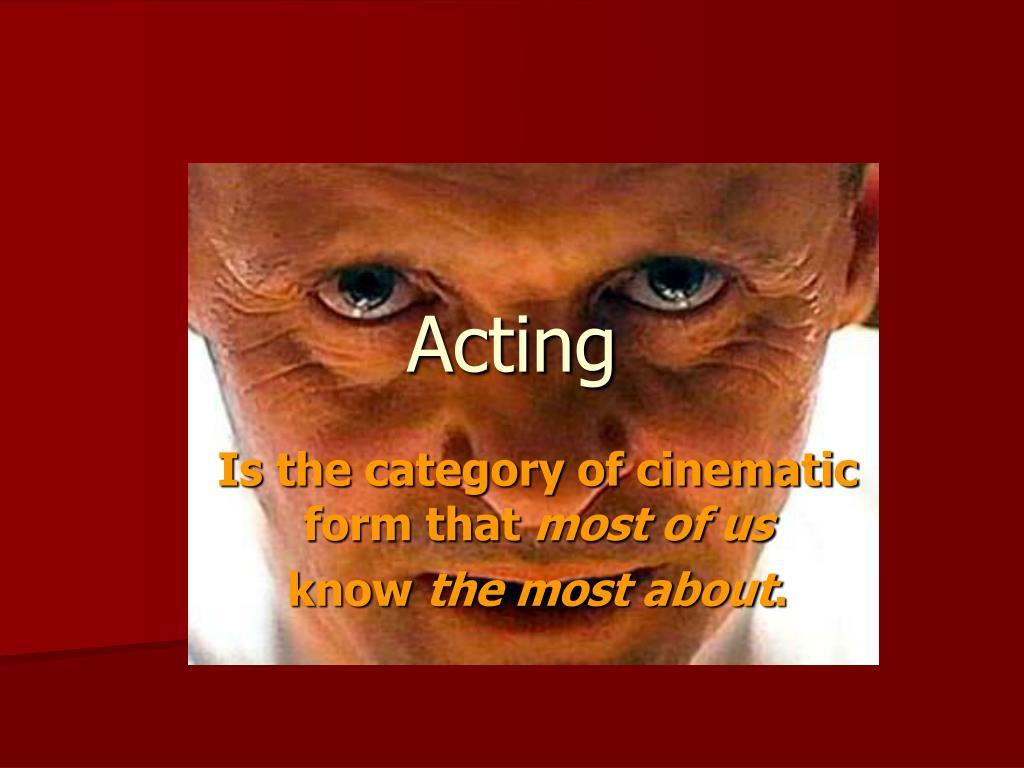 acting l.