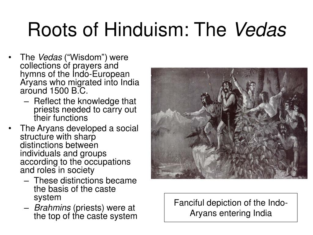 Roots of Hinduism: The