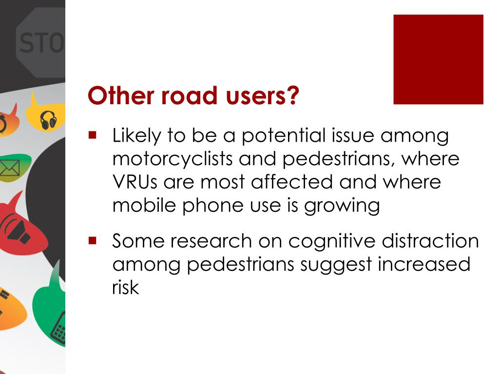 Other road users?