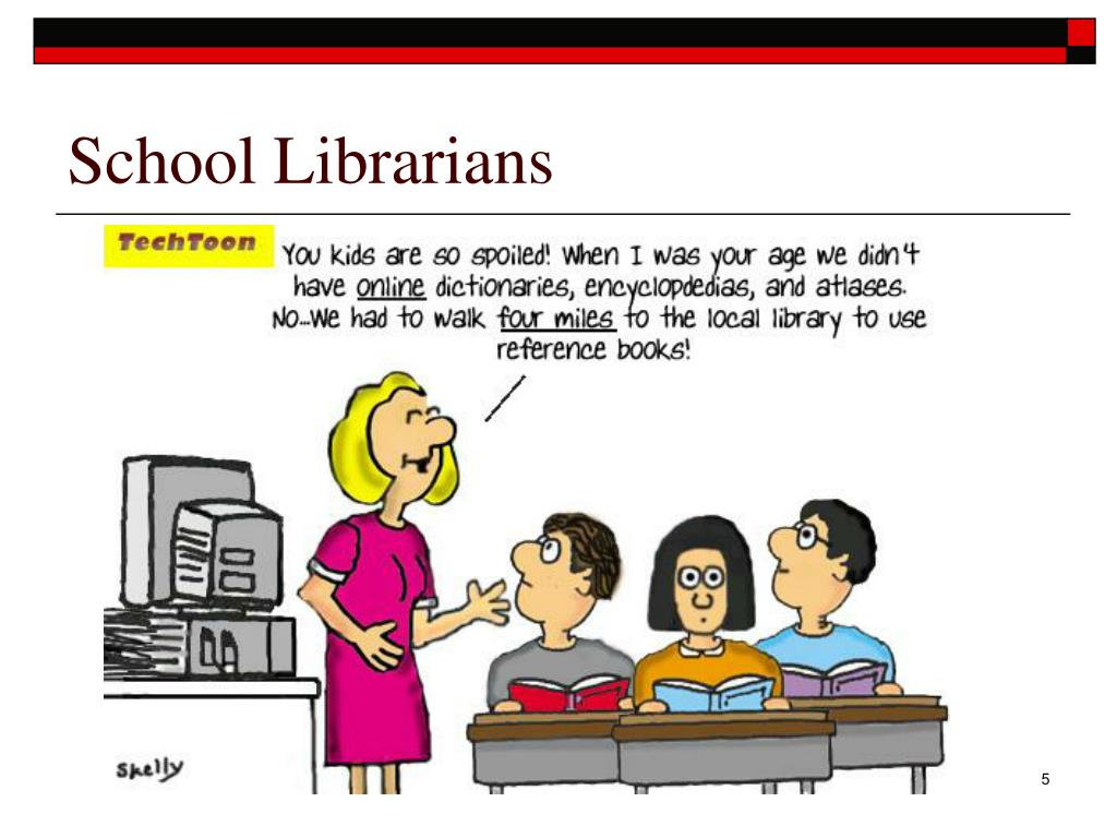 School Librarians