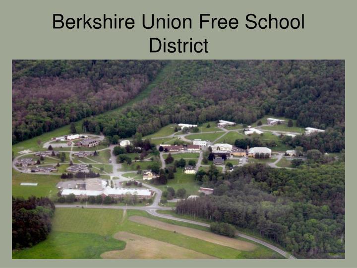 Berkshire union free school district