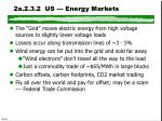 2a 2 3 2 us energy markets