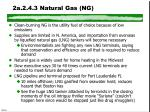 2a 2 4 3 natural gas ng