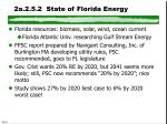 2a 2 5 2 state of florida energy1
