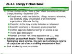2a 4 1 energy fiction book