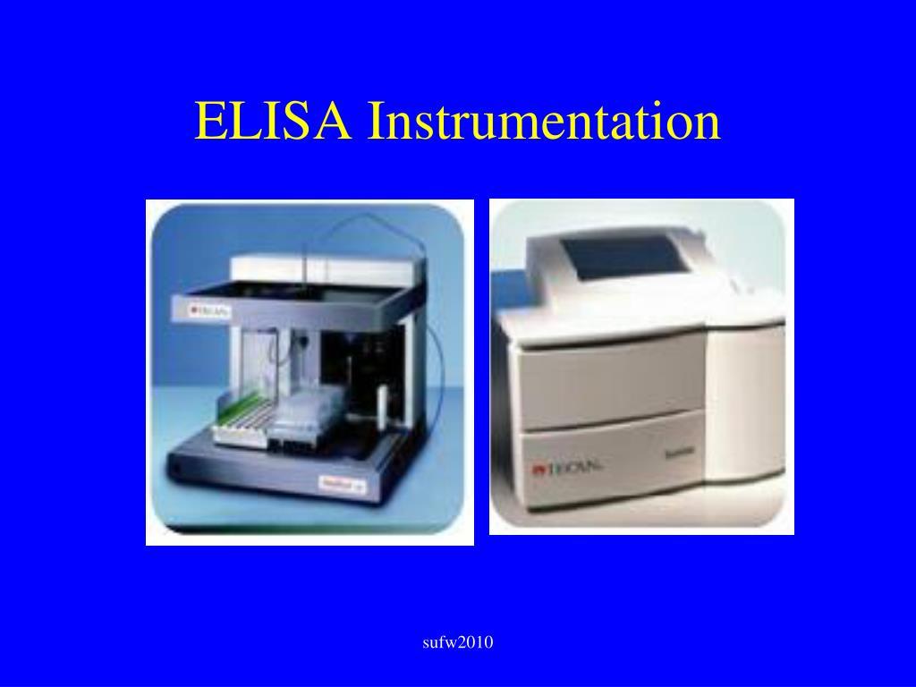 ELISA Instrumentation