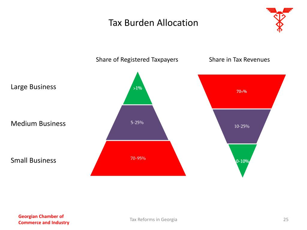 Tax Burden Allocation