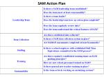 sam action plan