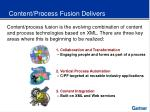 content process fusion delivers