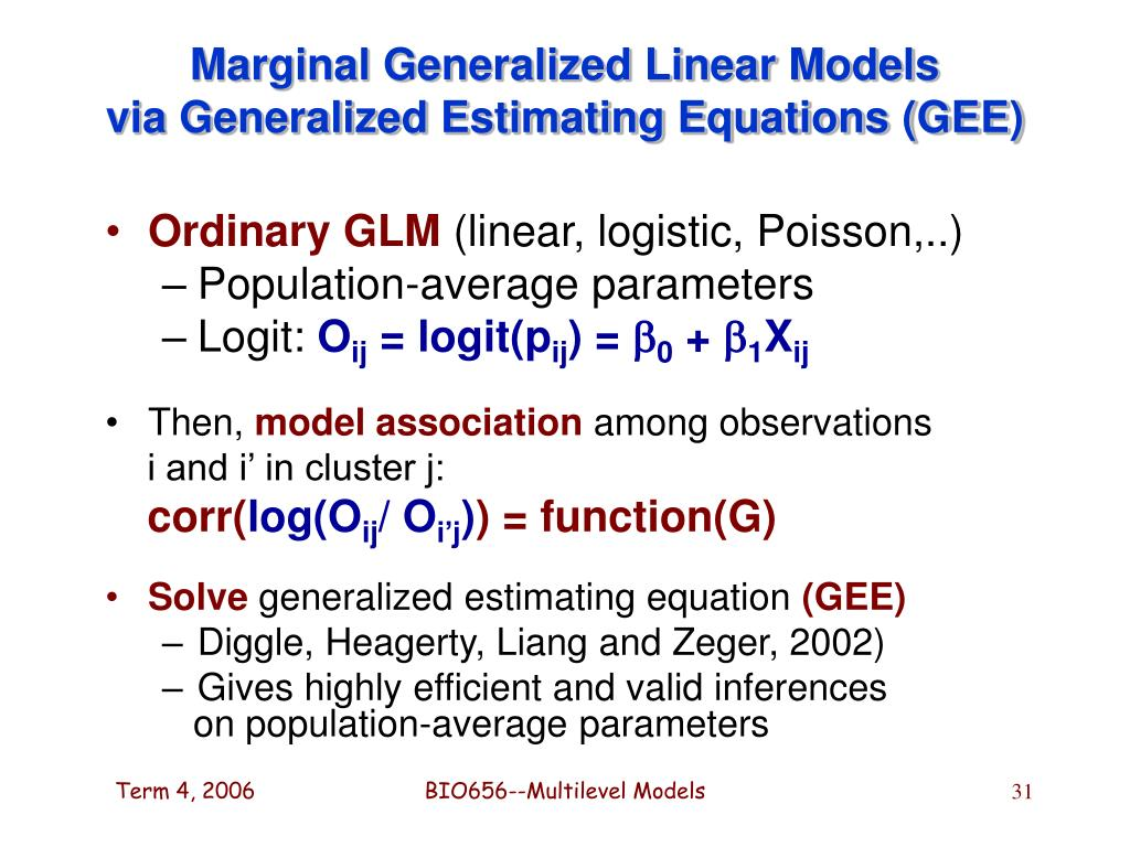 PPT - PART 4 Non-linear models PowerPoint Presentation - ID