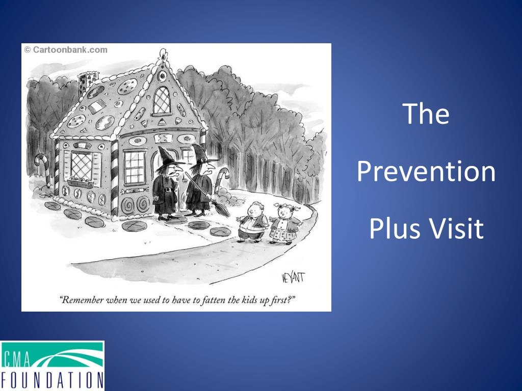 The Prevention Plus Visit