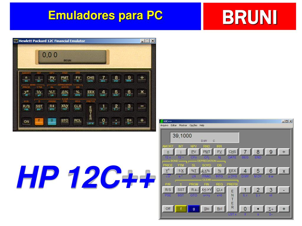 Emuladores para PC