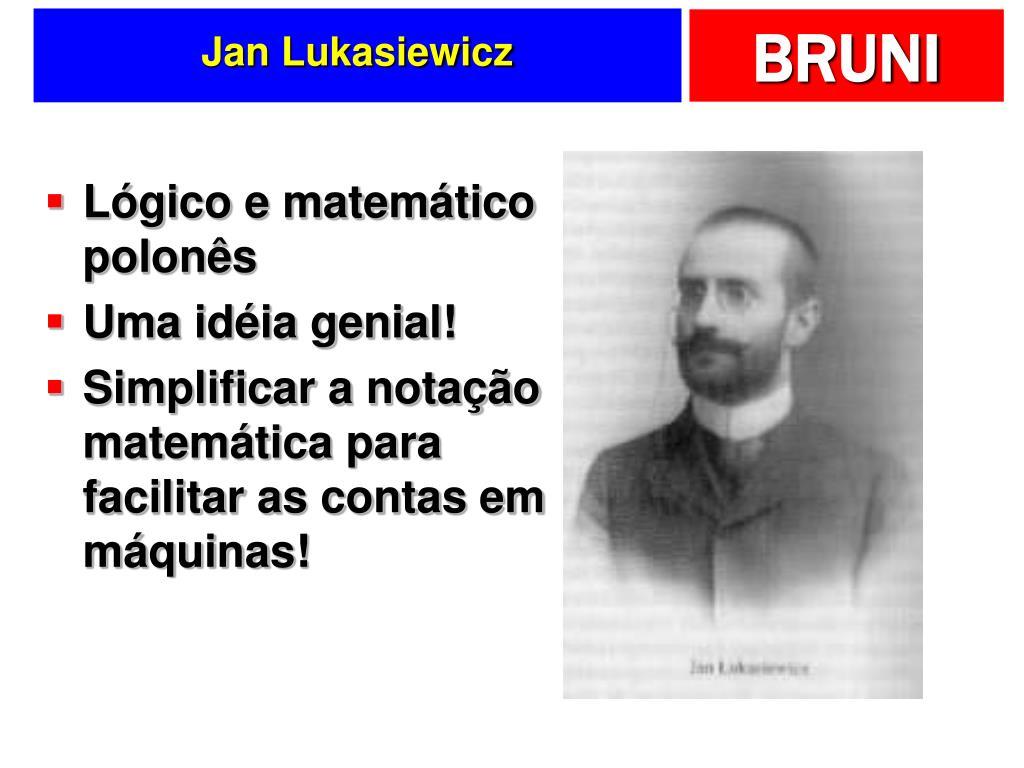 Jan Lukasiewicz