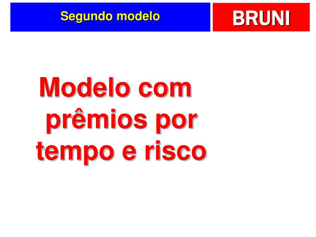 Segundo modelo
