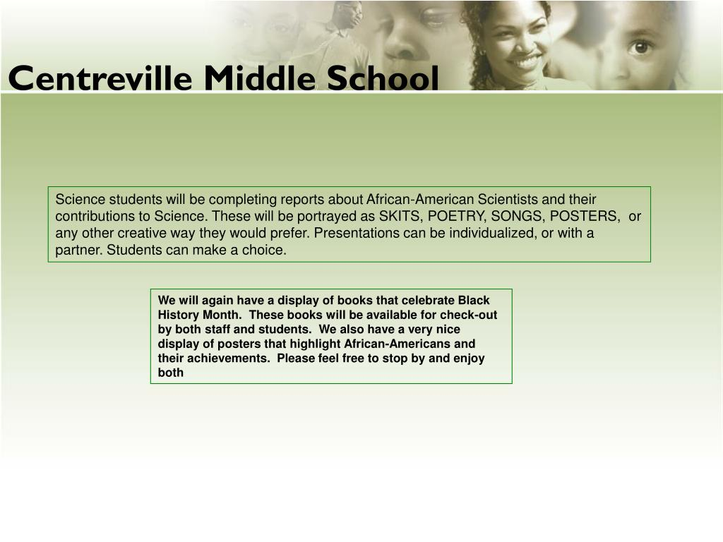 Centreville Middle School
