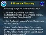 a historical summary