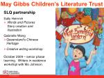 may gibbs children s literature trust