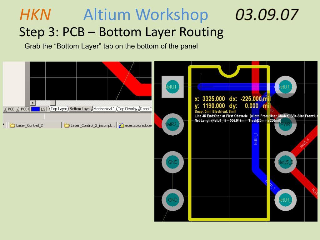 PPT - Basic Altium Workshop PowerPoint Presentation - ID:363085
