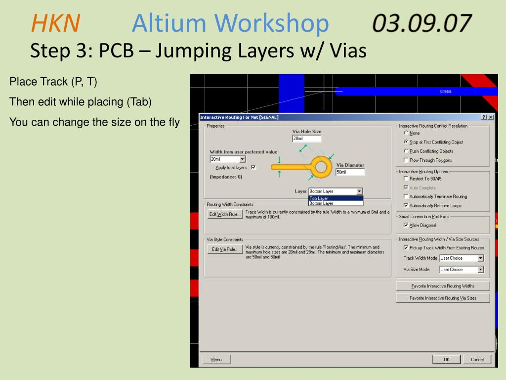 PPT - Basic Altium Workshop PowerPoint Presentation - ID:363085
