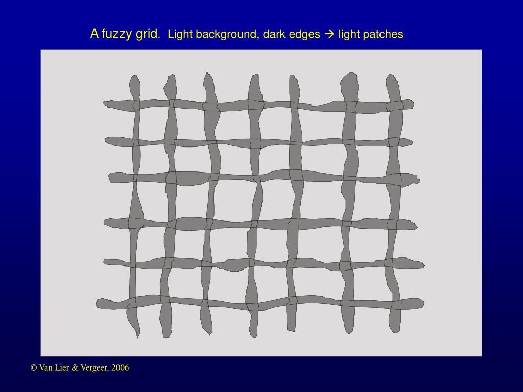 A fuzzy grid