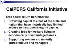 calpers california initiative13