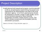 project description25