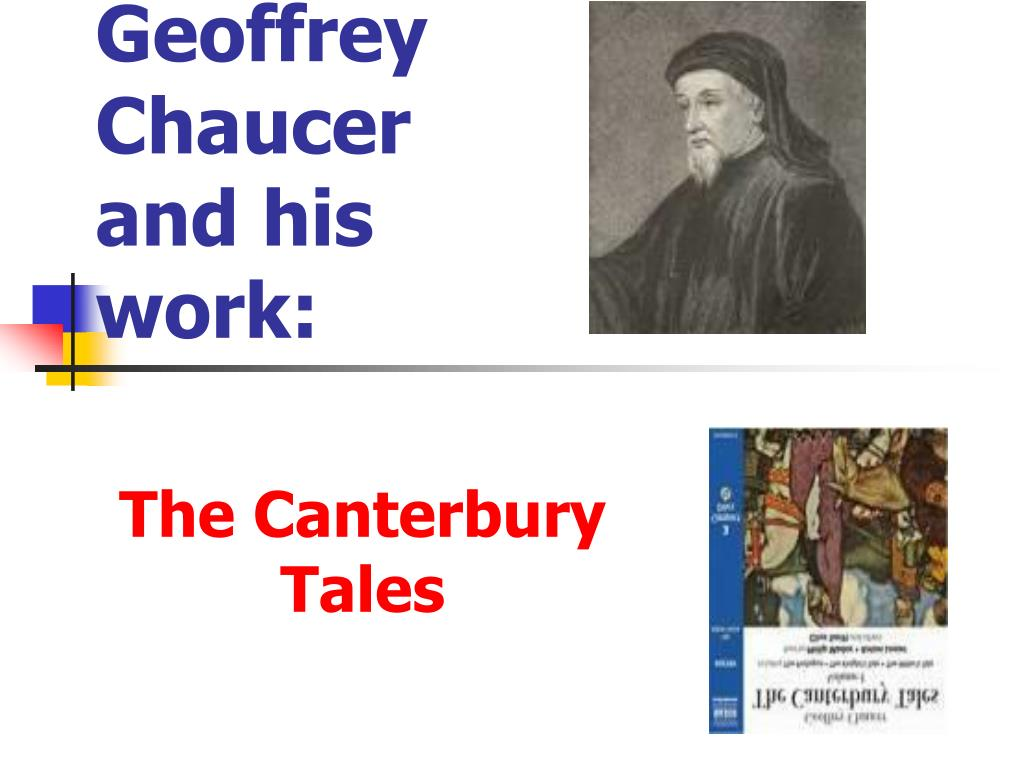 an analysis of the prominent topic in the canterbury tales by geoffrey chaucer What is a good analysis of the book the pardoner's tale by geoffrey chaucer.