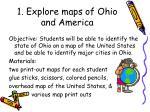 1 explore maps of ohio and america
