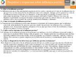 preguntas y respuestas sobre influenza porcina