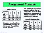 assignment example32