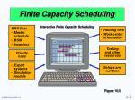 finite capacity scheduling58
