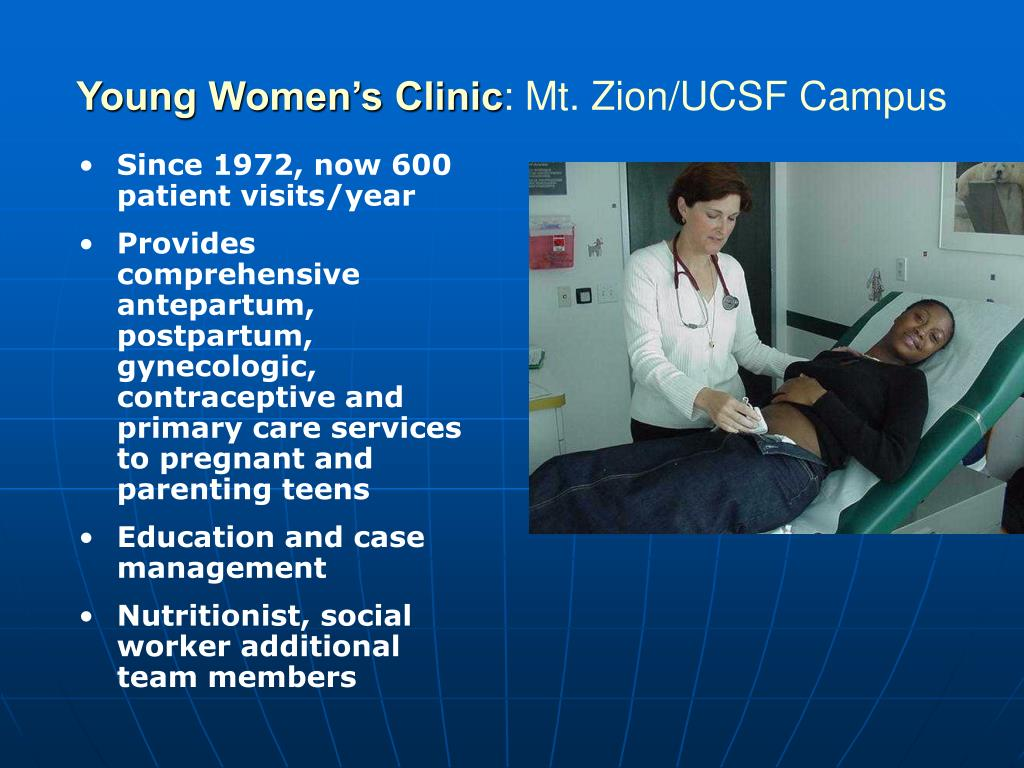 Clinic Ucsf