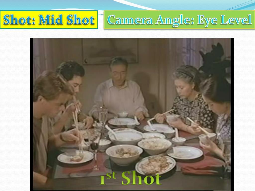Shot: Mid Shot