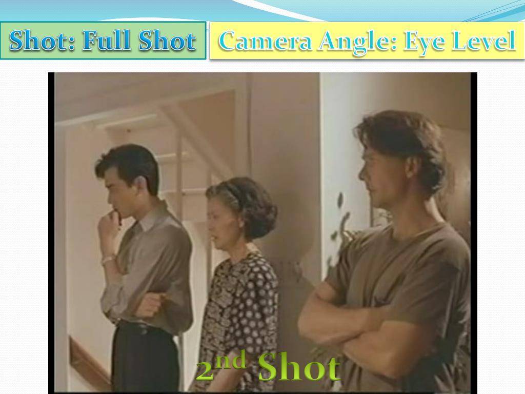 Shot: Full Shot